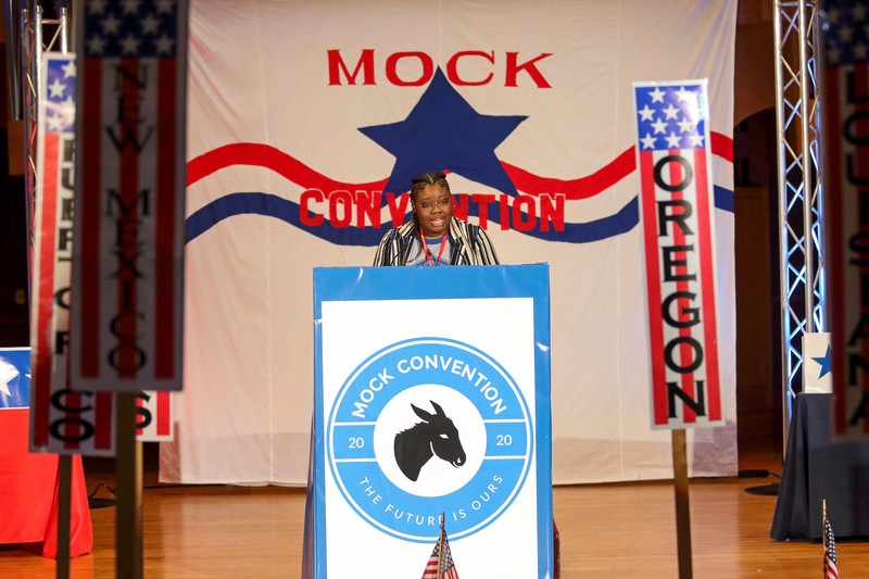 2020 Mock Convention