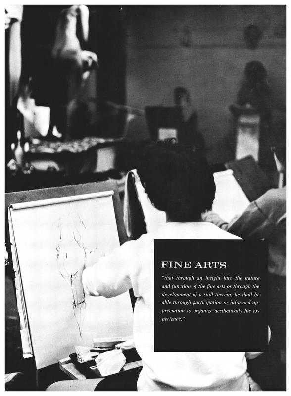 Fine arts, 1962
