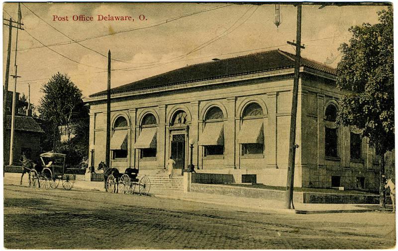 Delaware Post Office