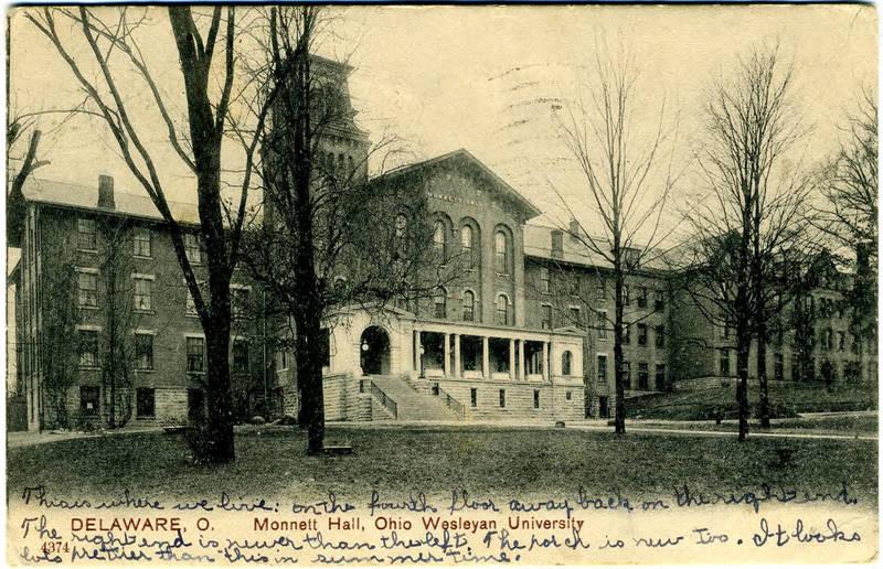 Monnett Hall