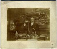 Classroom photograph of William O. Semans, ca. 1900